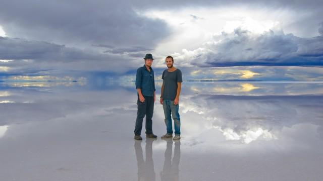 Bolivias bedårande bergsplatå