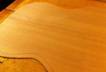 Gitarrbygget: Lock och baksida