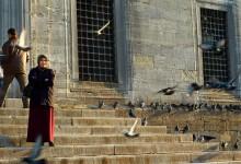 Poliser mot trafficking i Turkiet