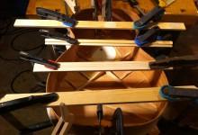Gitarrbygget: Sammansättning av lådan - del 1