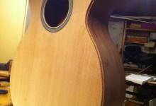 Gitarrbygget: Sammansättning av lådan – del 2