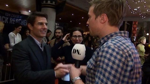 Intervju med Tom Cruise