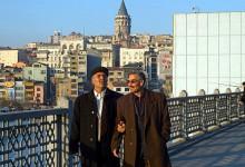 Återhållen glädje i Istanbul