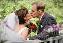 Bröllop: Astrid och Calle