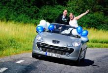 Bröllop: Malin och Mattias